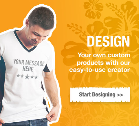 create custom apparel